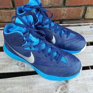 Nike Lunarlon hyper quickness basketball shoes